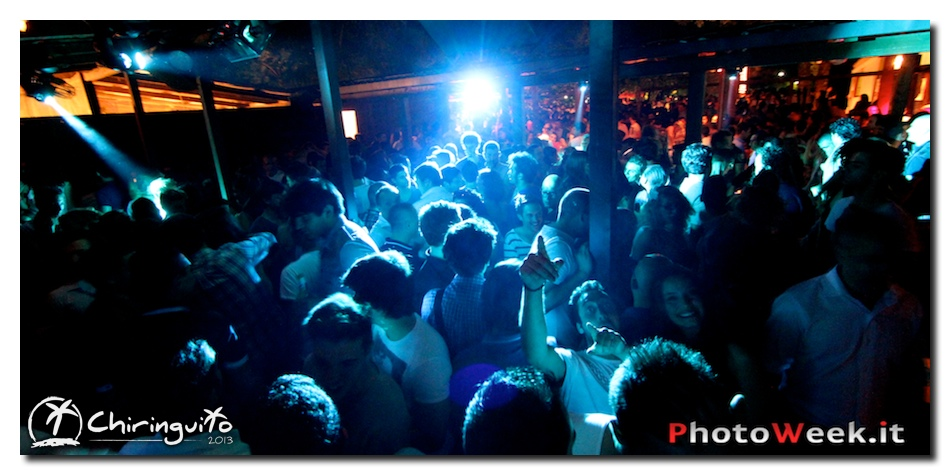14.06.2013 Chiringuito Club Mantova