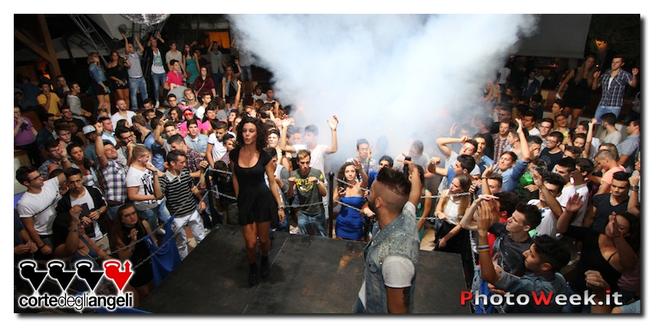 CO2 Party @ Corte degli Angeli