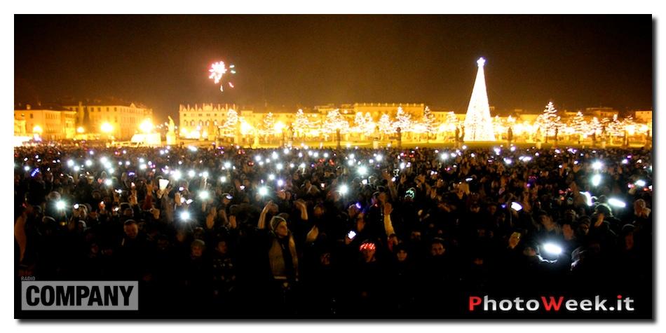 31.12.2013 Capodanno in Prato della Valle - Padova