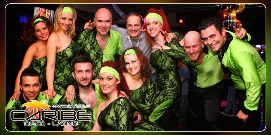 Gruppo Swing Salsero @ Caribe Disco Latino (Cerea VR)