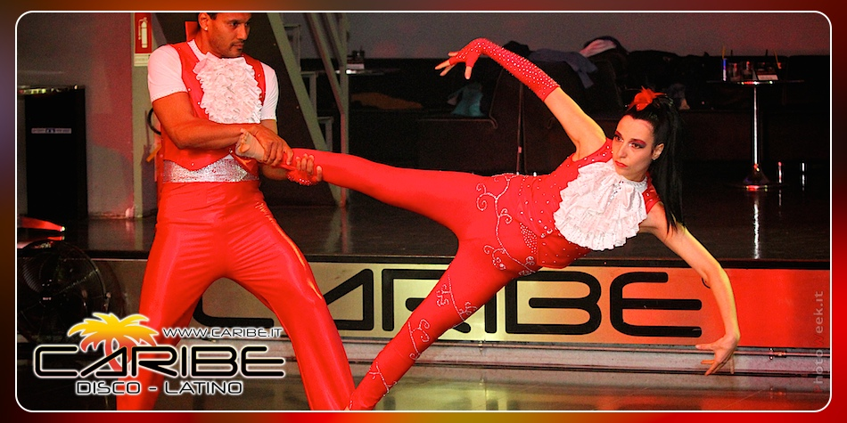 Veruska e Luis @ Caribe Disco Latino (Cerea -VR)