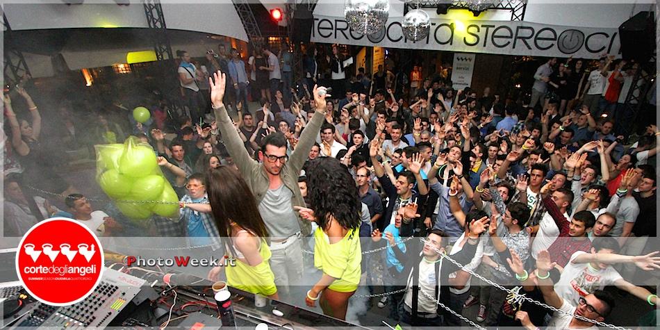 Fluo Party @ Stereo Città @ Corte degli Angeli