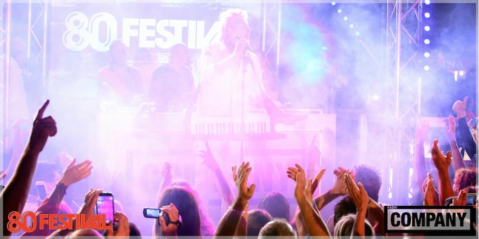 80 Festival - Radio Company - Mauro Tonello IN DIGA Sottomarina VE