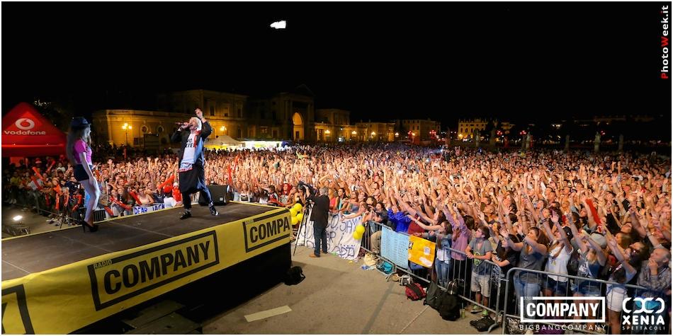 Xenia Spettacoli - Radio Company - Big Bang Company - Padova