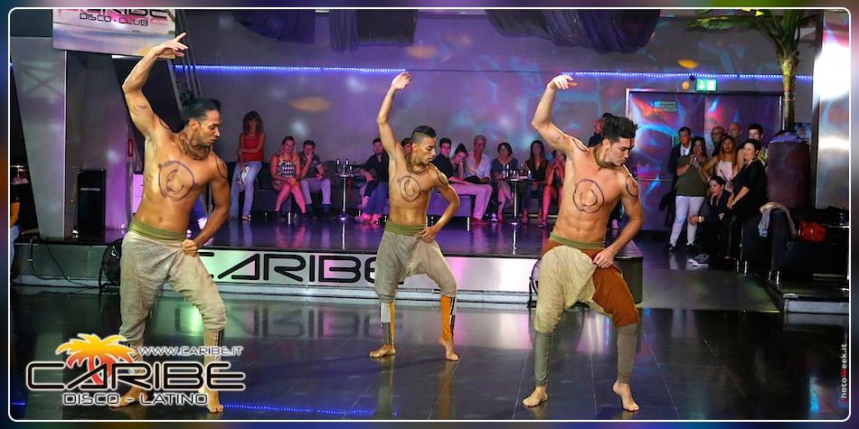 Cuban Flex @ Caribe disco Latino -  Cerea VR