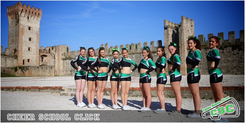Cheer School Click, Cheerleading, Este PD, CSC, Esibizione Cheerleading, Cheerleader