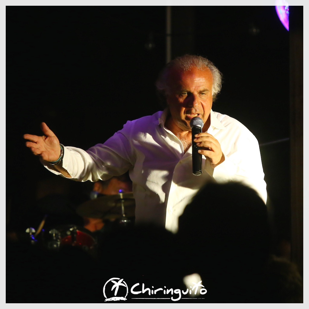 Jerry Cleà, Chiringuito Club Mantova