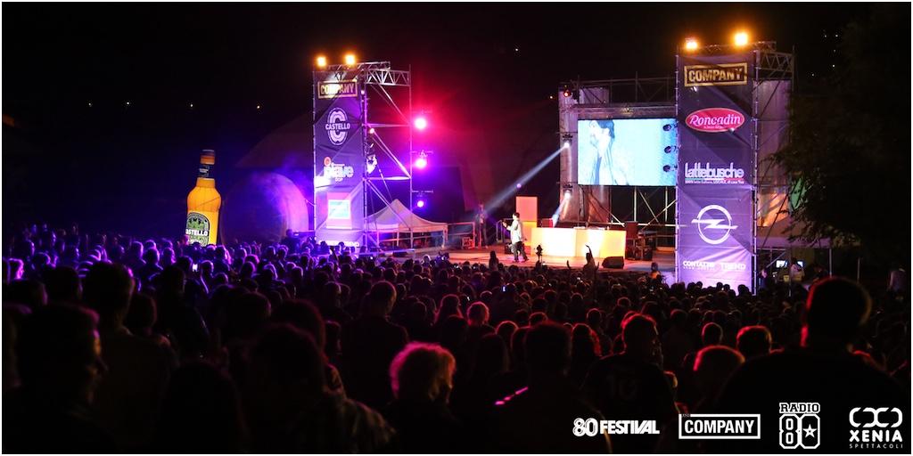 Radio Company 80 Festival - Pedavena