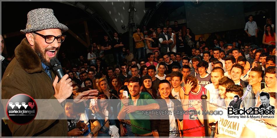 Chiringuito Club Mantova - Inaugurazione 2014