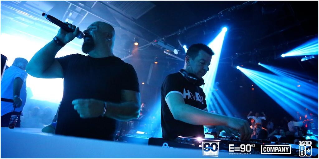 Mauro Tonello ed Harry Morry DJ